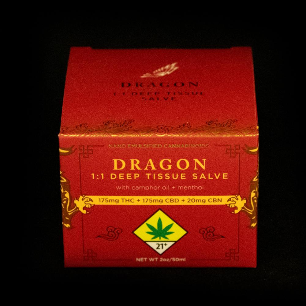Dragon balm deep tissue